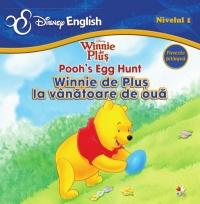 DISNEY ENGLISH. WINNIE DE PLUS LA VANATOAREA DE OUA