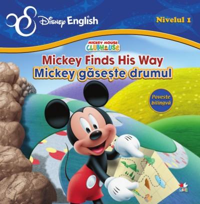 DISNEY ENGLISH. MICKEY GASESTE DRUMUL