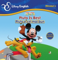 DISNEY ENGLISH. PLUTO E CEL MAI BUN