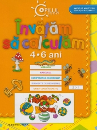 INVATAM SA CALCULAM 4-6 ANI