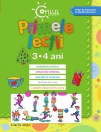 PRIMELE LECTII 3-4 ANI