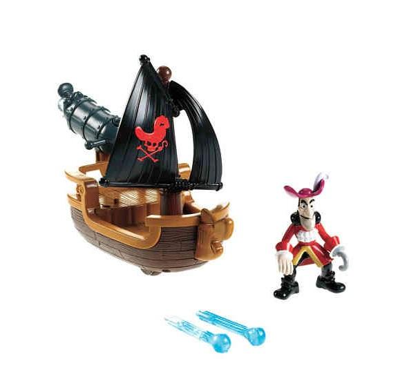 Nava piratului Hook