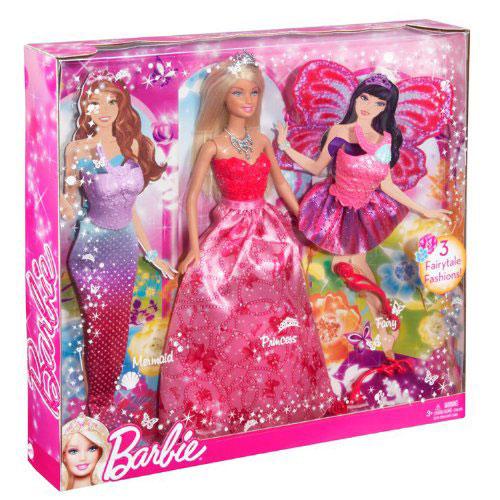 zzCostumatie de gala Barbie