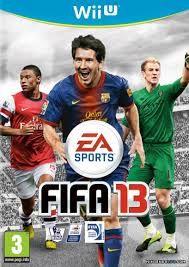Fifa 13 - Wii-U
