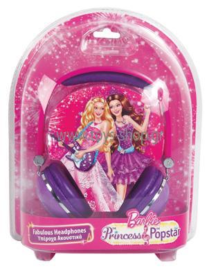 Casti Barbie