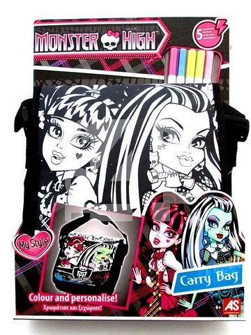 zzGeanta Monster High