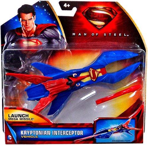 Figurine si vehicul Superman