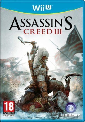 Assassin's Creed III (3) - Wii-U