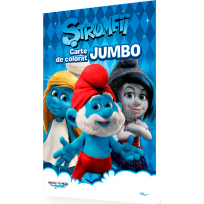 STRUMFII. CARTE DE COLORAT JUMBO