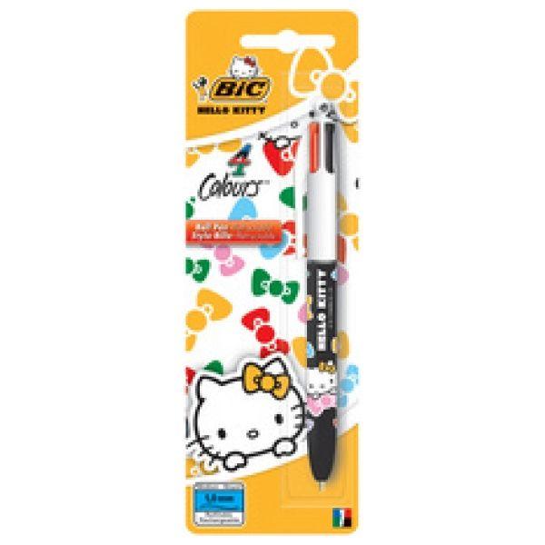 Multipen Bic Heloo Kitty,4culori