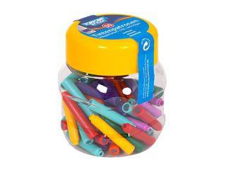Patroane cerneala,colorate,50buc/set