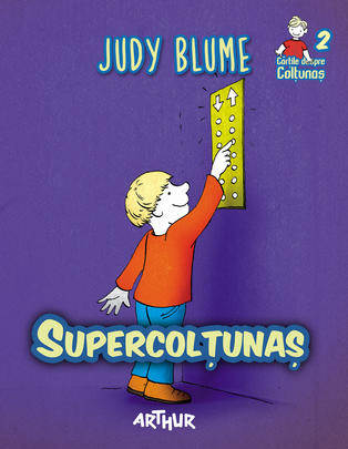 SUPERCOLTUNAS, JUDY BLUME