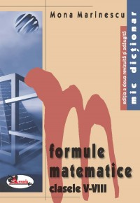 FORMULE MATEMATICE CLS. 5-8