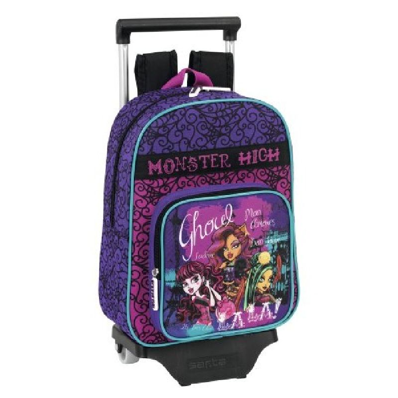 zzTroller 26x34cm,MonsterHigh