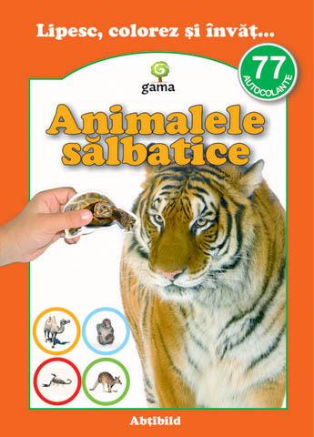 ANIMALE SALBATICE/ ABTIB.