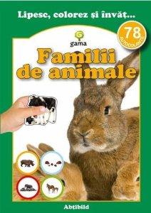 FAMILII DE ANIMALE/ ABTIB.