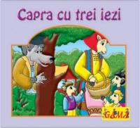 CAPRA CU TREI IEZI/ PL.P