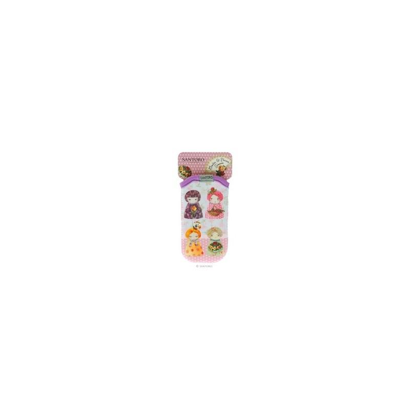 Husa Iphone/Ipod Poppies Dolls