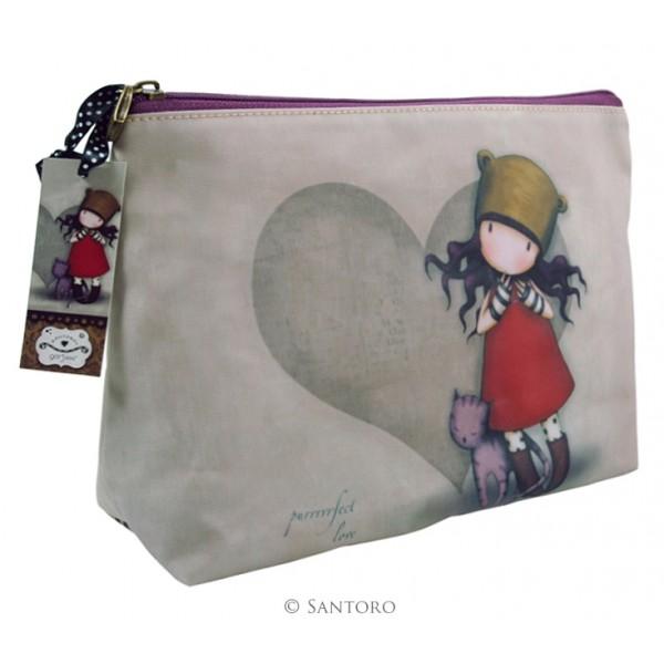 Geanta cosmetice 23x19x10cm,Purfect Love