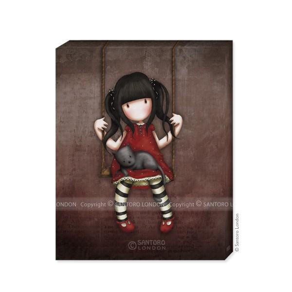 Tablou pe panza 40x50cm,Ruby