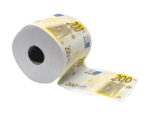 Hartie igienica 200 euro