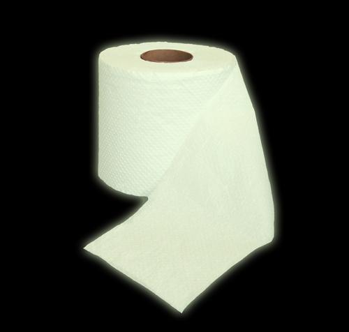 Hartie igienica fluorescenta