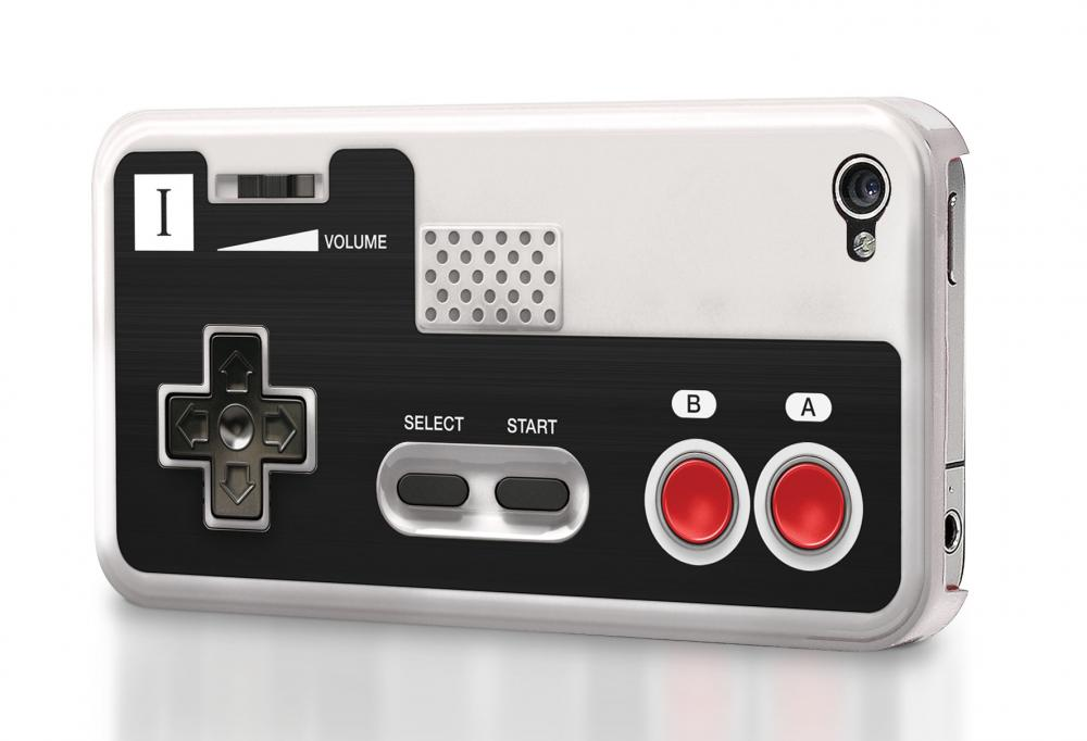 iPhone 4 - Game Control Cover
