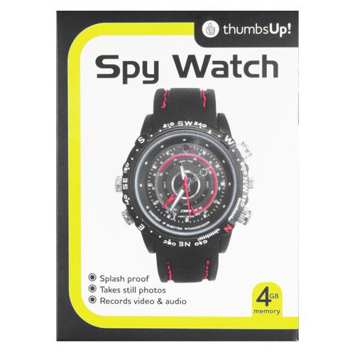 Spy Watch - 4 GB