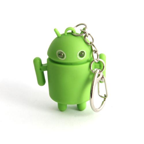 Breloc robot android