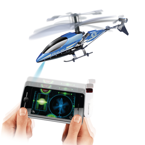 Smart Phone Control Helicopter