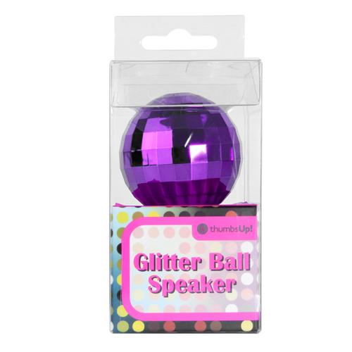 Disco Ball Speaker - Silver
