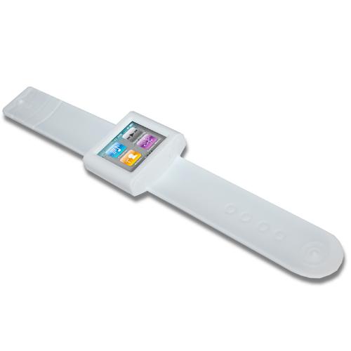 Snaplet - White - for Ipod Nan
