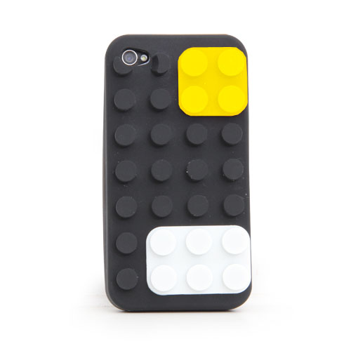 iPhone 4-Colour Block Case - B