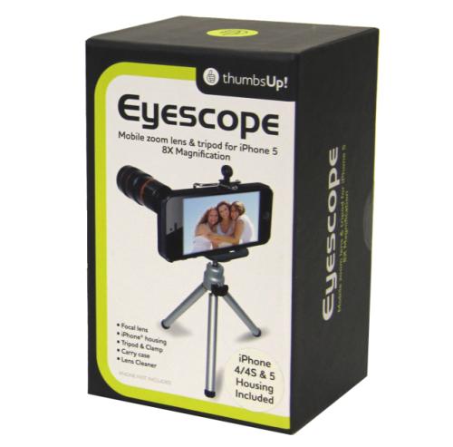Eye Scope for iPhone 4 - Black