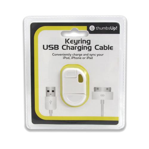 iPhone Keyring USB Charging Ca