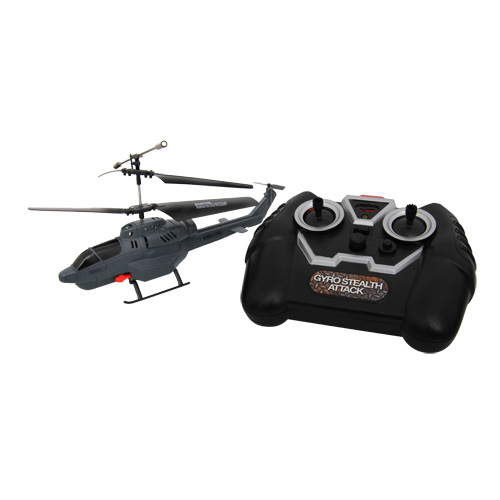 RC Helicopter Gyro Apache