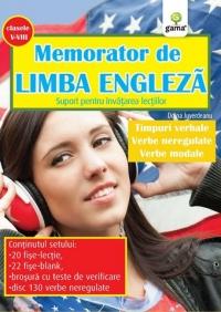 MEMORATOR DE ENGLEZA . CLASELE V-VIII