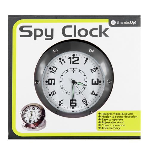 Spy Clock - 4GB