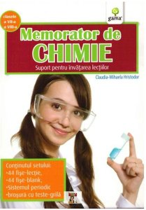 MEMORATOR DE CHIMIE. CLASELE A...