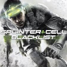 SPLINTER CELL BLACKLIST UP ECHE- XBOX360