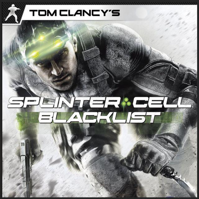 SPLINTER CELL BLACKLIST UPP...