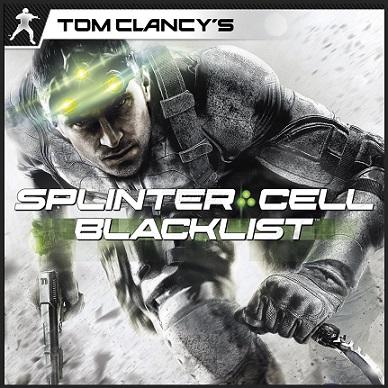 SPLINTER CELL BLACKLIST FREEDOM ED - PS3