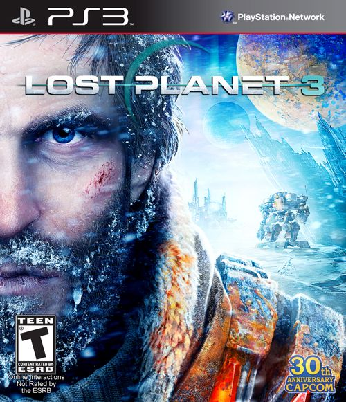 LOST PLANET 3-PS3