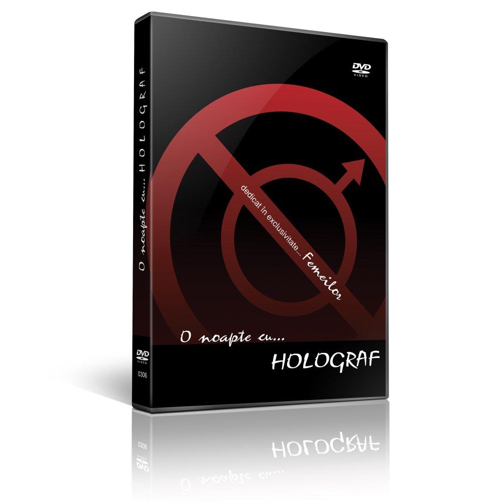 HOLOGRAF-O NOAPTE CU HOLOGRAF (reeditare)