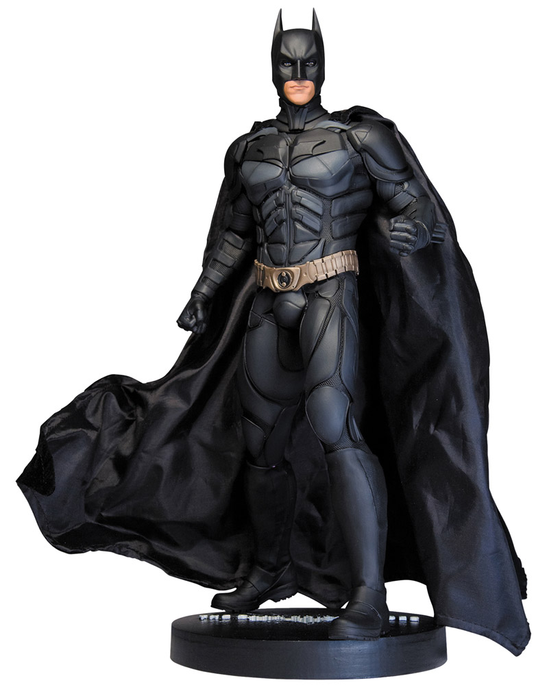 Batman The Dark Knight Rises Icon Statue 1/6 Batman 33 cm
