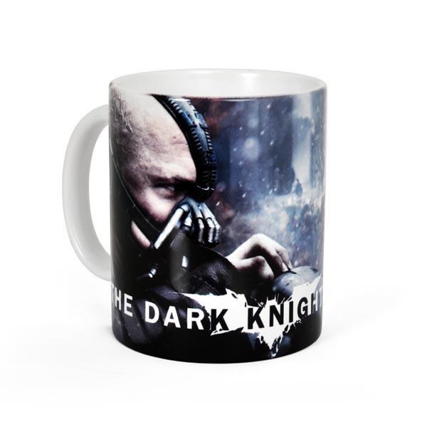 Batman The Dark Knight Rises Mug Bane & Batman