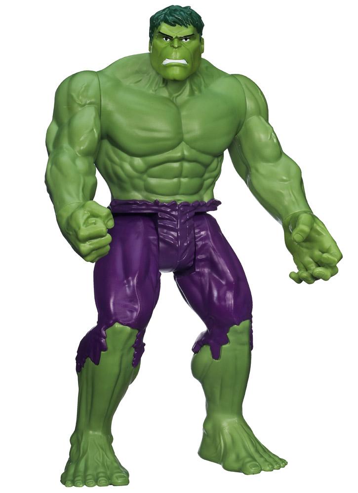 Avengers Assemble Titan Hero Series Action Figure Hulk 30 cm