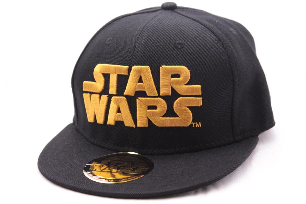 Star Wars Adjustable Cap Golden Logo