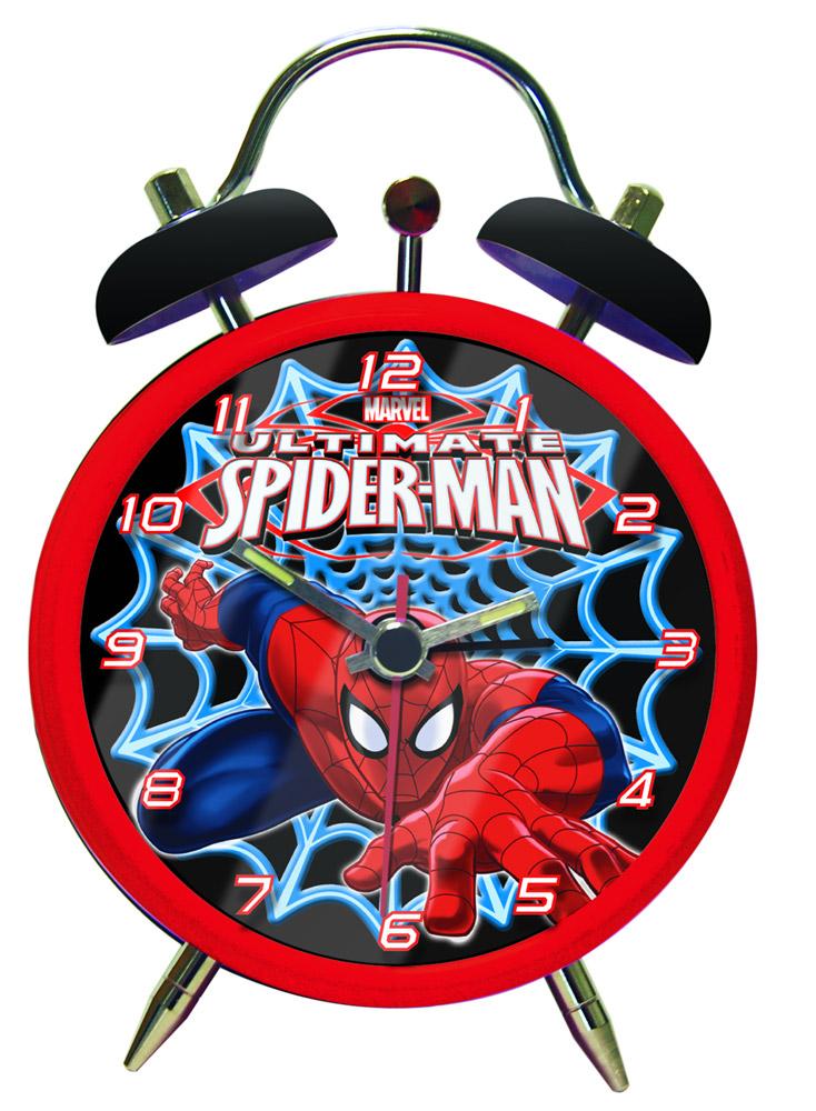Spider-Man Alarm Clock Ultimate
