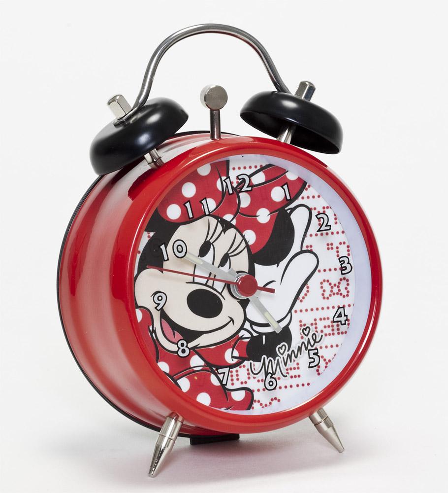 Disney Alarm Clock Minnie Oh My!